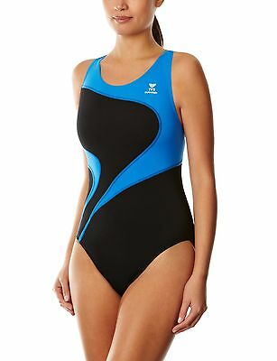 (TG. FR : 32 (Taille Fabricant : 28)- FR) Tyr - Costume da Bagno, bambina,