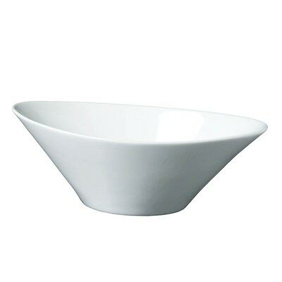 Orion Ceramic Mini Oval Side / Sauce bowl / dish Pack of 6 - White Hotel Ware