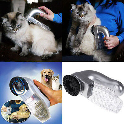 Better Pet Hair Remover Dog Cat Grooming Vacuum System Clean Fur New