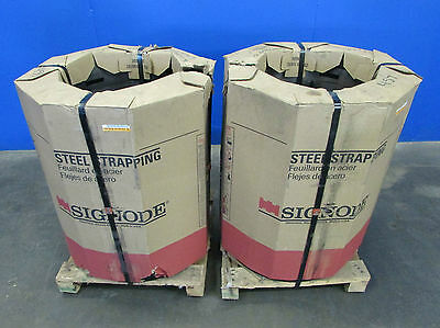 """Signode Steel Strapping 5/8"""" X .020""""~Ontario, Calif."""