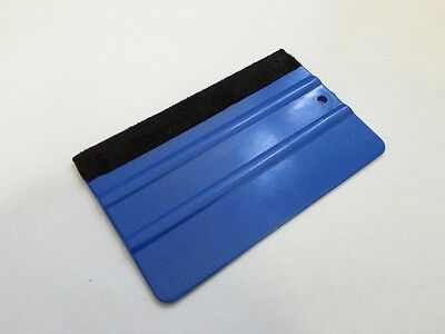 "5"" Felt Edge Squeegee Vinyl Decal 3M Wrap Window Tint Application Tool"