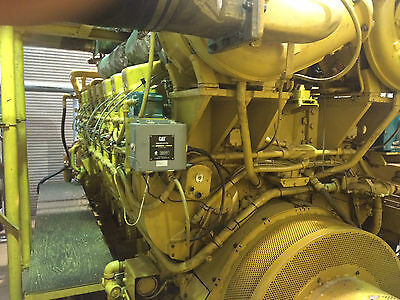 Caterpillar Natural Gas 4735HP Engine