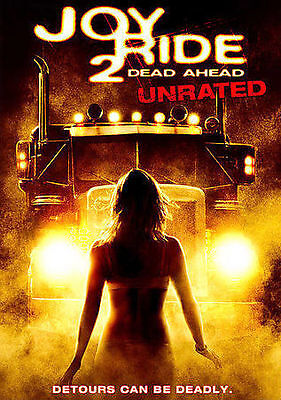 Joy Ride 2 - Dead Ahead (DVD, 2009, Checkpoint; Sensormatic; Unrated; Widescreen