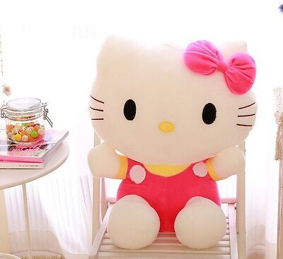 Hello Kitty Plush Doll New Pink Gift 7 Stuffed Cute Cat Toy X Figures Peluche 1