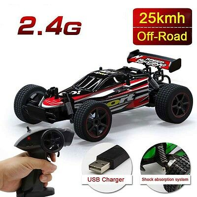 1/20 2WD High Speed Radio Remote control RC RTR Racing buggy Car Off Road