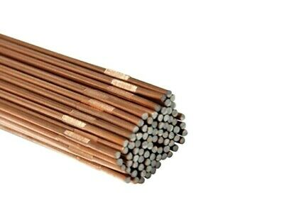 GAS WELDING RODS COPPER COATED MILD STEEL 1.6mm 2.4mm 3.2mm CCMS