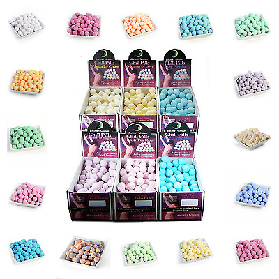 5 10 15 20 - Chill Pills - Mini Bath Bomb Fizzers - LUSH Fragrances - FREE P+P