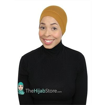 TheHijabStore Stretch Jersey Hijab Tube Under Scarf