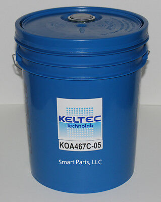 Replaces: Kaeser Sigma S-460 Air Compressor Lubricant, 8000 hr., 5 Gallon Pail