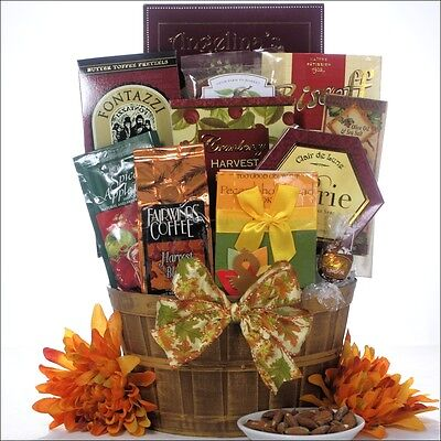 Holiday Wishes: Gourmet Gift Basket