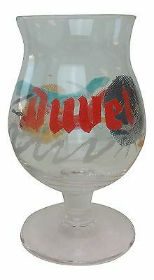 New Duvel Collection Series Tulip Beer Glass 0.25L Swirls by Mike Perry