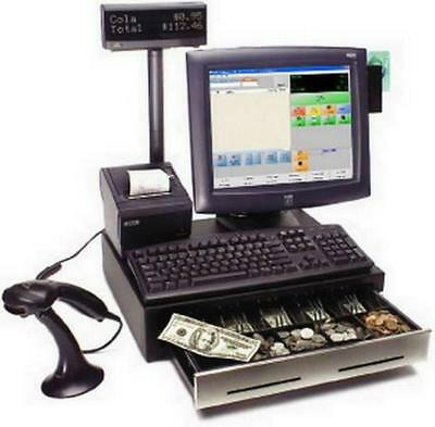 Point of Sale System Restaurant / Deli / Pizza  RPE POS Complete 1 Year Warranty