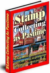Sale E Book - Essential Reading - Stamp Collecting As A Passtime On Cd