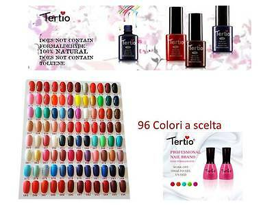 ELkit 5 smalti semipermanente soak off  unghie nail art lampada uv KIT