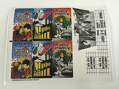 Creator Palace Cinema for Lego 10232 replacement decal sticker 12949/6022692