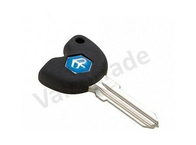 Genuine Piaggio Transponder Key Blank. New. Liberty, Beverly, Skipper ST, Fly