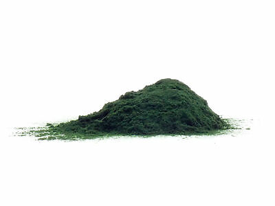 100g SPIRULINA powder - human food grade certified, highly nutritious superfood!