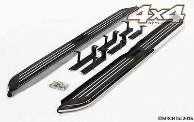 For Ford Kuga 2012+ Side Steps Running Boards Set - Type 2