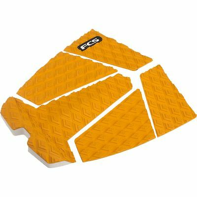 FCS T-2 Traction Pad Orange One Size