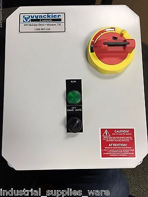 Vynckier Controls GENERAL ELECTRIC GE-CE1925HPT Combo Mtr Starter, IEC