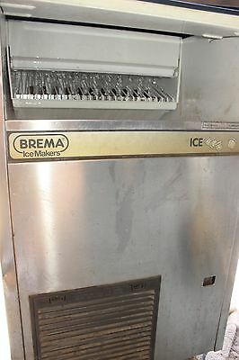 Brema CB425 A-Q Stainless Steel Ice Maker Commercial Under Counter Ice Machine