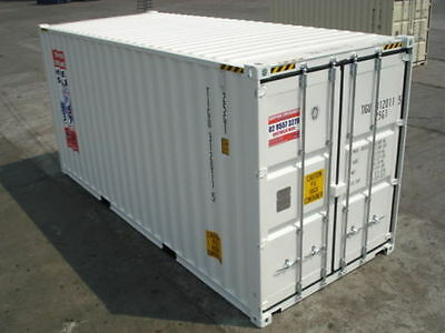 20ft High Cube, New Build Shipping Containers ex Sydney, Melbourne, Brisbane