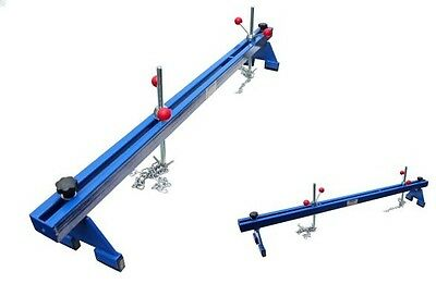 ENGINE SUPPORT BEAM by BERGEN TOOLS 500kg stand adjustable twin hooks & chains
