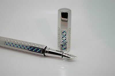 Caran D'ache   La Modernista Limited Edition Fountain Pen