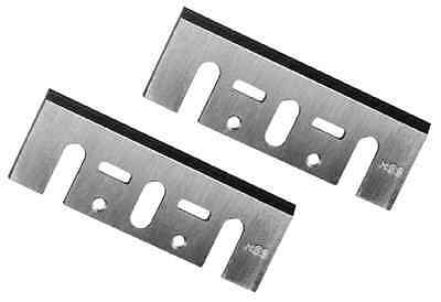 "Woodworking Tool Makita D17217 Planer Replacement Part 2-Count 3.25"" Steel"