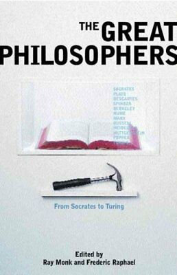 The Great Philosophers: From Socrates to Turing by Orion Publishing Co...