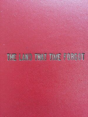 The Land Time Forgot - Script By James Cawthorn & Michael Moorcock