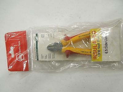 Wiha Tools Insulated Diagonal Side Cutter
