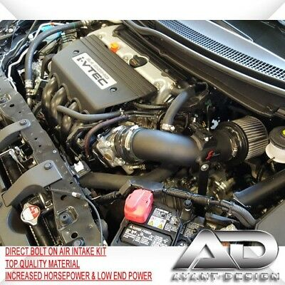 Filter BCP RED 12-15 Civic Si //Acura ILX 2.4 Cold Air Intake Induction Kit