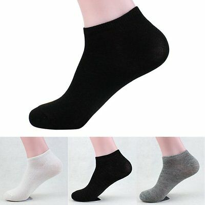 1 Pack Ankle Socks Cotton Mens Womens Size 6-11 Low Cut Soft Casual Stretch Soft