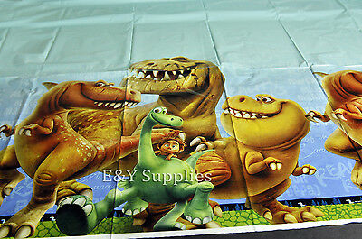 Disney The Good Dinosaur Plastic Table Cover Birthday Party Supplies Decorations