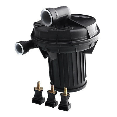 Auxiliary Injection Secondary Air Pump Black For VW Jetta Beetle Skoda 1.8T