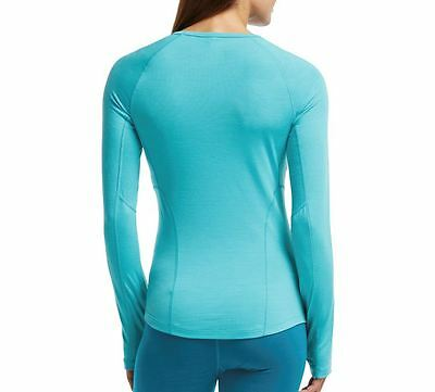 ICEBREAKER - Womans Zone Long Sleeve Crewe - 200g/m²
