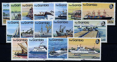Gambia Nr. 463-78 ** (1570006185)