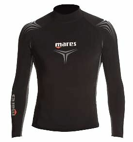 Mares Mens Thermo Guard 0.5mm Long Sleeve-Large