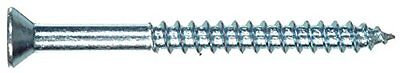 The Hillman Group 35048 Flat Head Phillips Wood Screw, 6 x 1-Inch, 100-Pack, New
