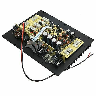 "200W Full Tone Subwoofer Main Board Power Amplifier 12V Bass Amp f/ 10/12"" Audio"