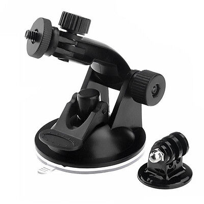Multi-Purpose Suction Cup Car Window Camera Adapter Mount for Gopro Hero 1 2 3