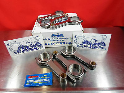 Eagle H Beam Connecting  Rods Chevrolet Chevy LS 5.7 CRS5700B3D