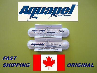 2 PACK AQUAPEL, Windshield and Glass Applications  (Original),