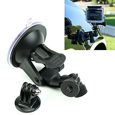 Suction Cup Mount With Tripod Camera Gopro Accessories Fit For Gopro Hero 3 2 1
