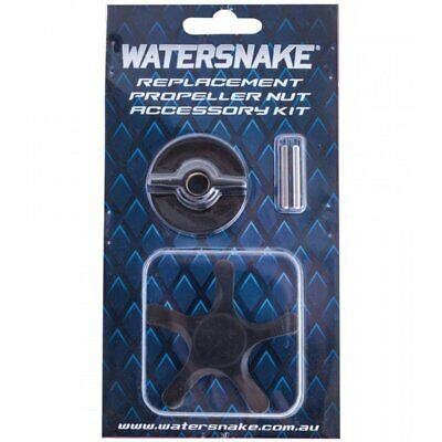 Watersnake Replacement Propeller Nut Accessory Kit