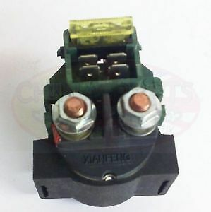 Starter Solenoid Relay suits Chinese ATV Quad Bike Crossfire Scout 250cc etc