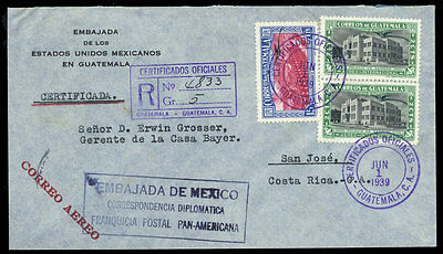 Guatemala Nr. 402, 407 Brief (1686005859)