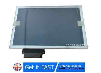 "New 7"" LCD Display Screen For Mercedes W204 GPS Navigation Module LB070WV1-TD17"