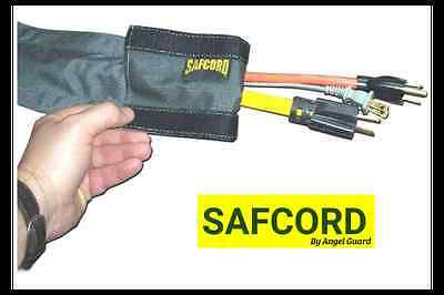 SAFCORD CORD AND CABLE PROTECTOR – GRAY - 1.8M (4in x 6ft) - AU Inventory